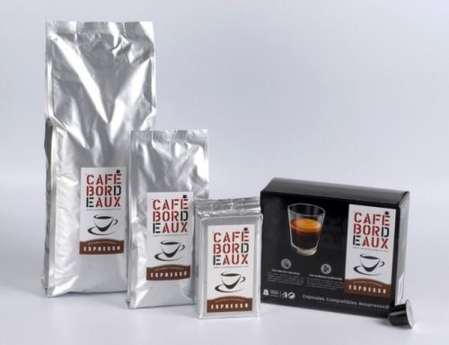 Café de Bordeaux expresso en grains