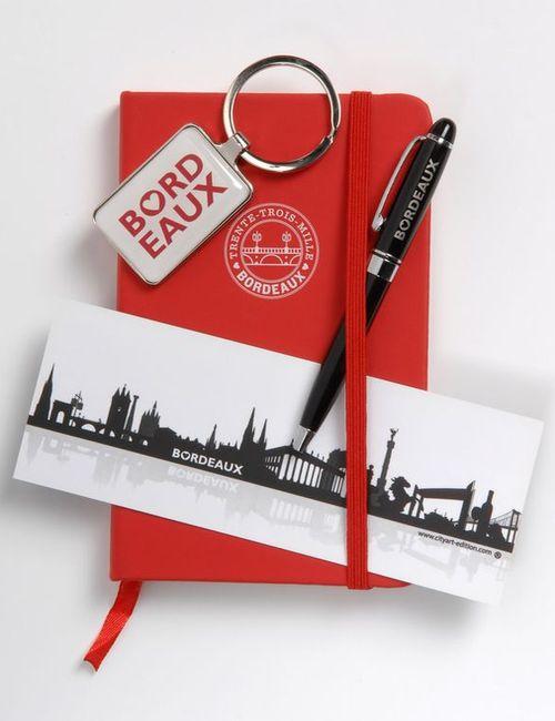 Coffret cadeau bureau Bordeaux