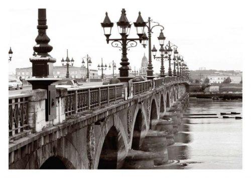 Carte postale Bordeaux Le Pont de Pierre