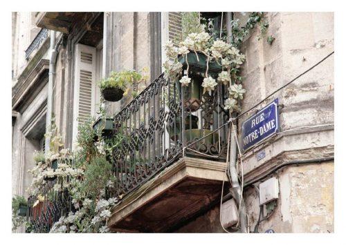 Carte postale Bordeaux La rue des antiquaires