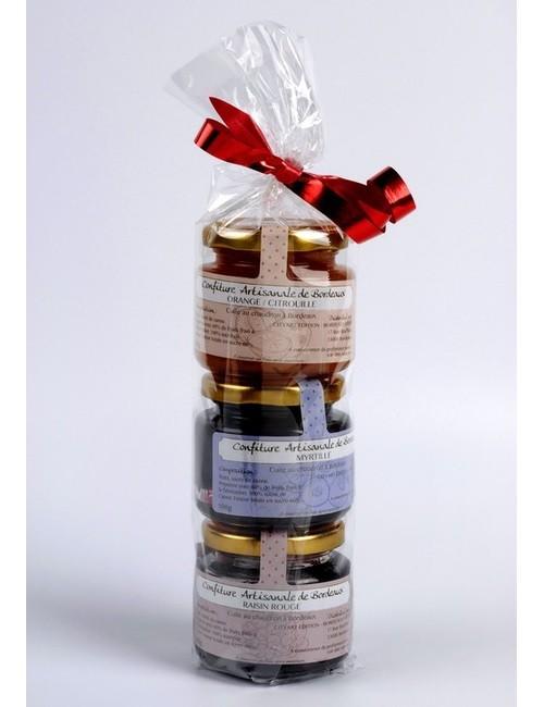 Lot-de-3-Confitures-artisanales-de-Bordeaux