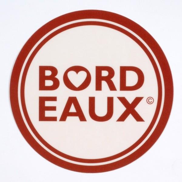 Autocollant ville de Bordeaux