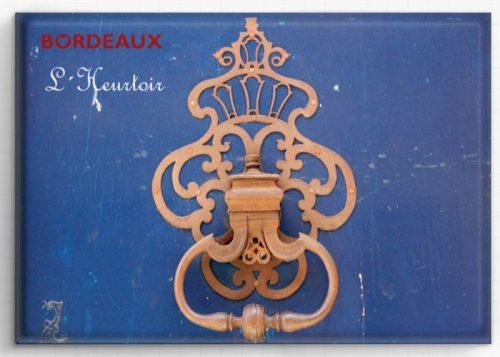 Magnet Bordeaux