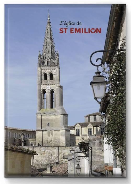 Magnet eglise-de-saint-emilion