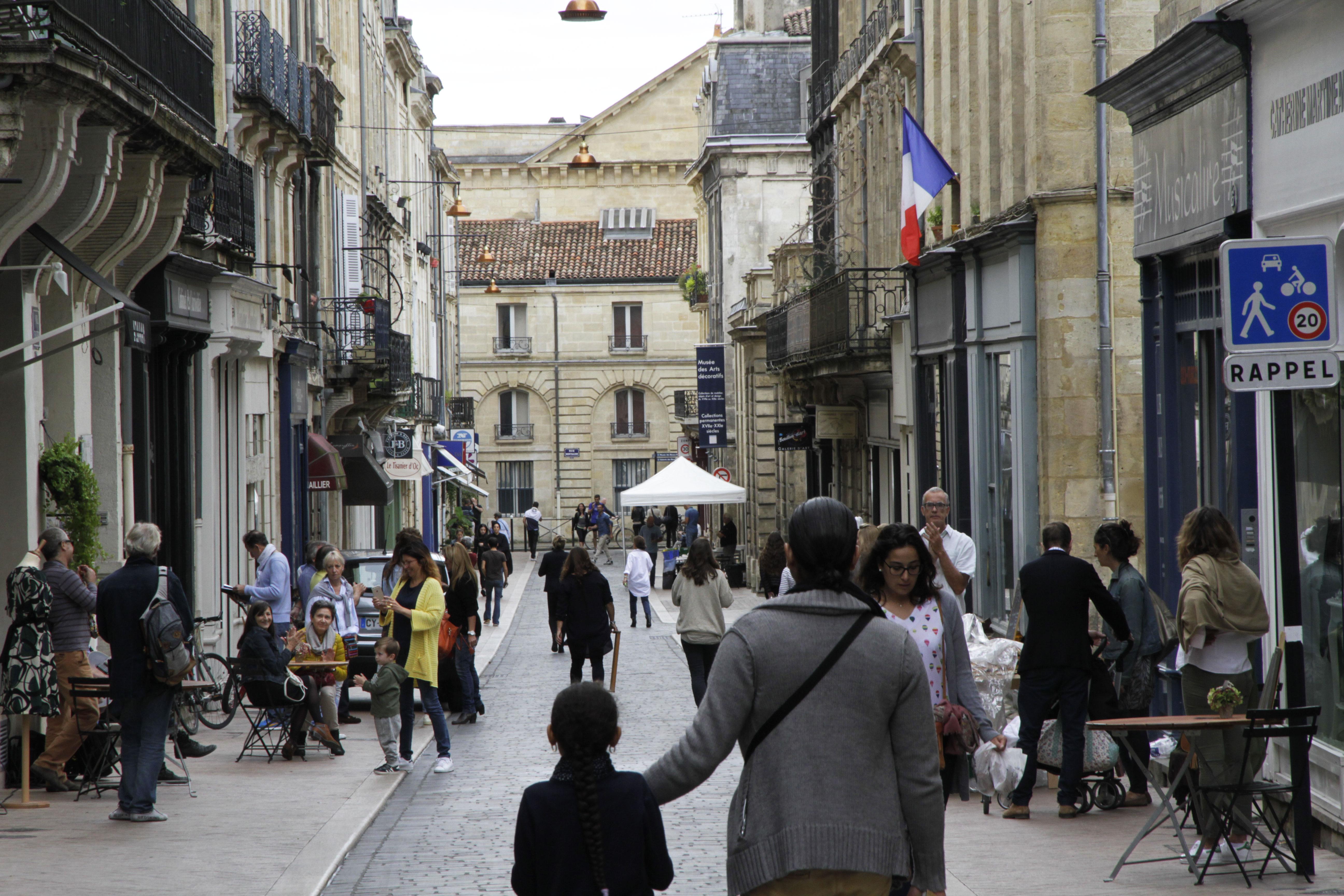 Rue bouffard Bordeaux