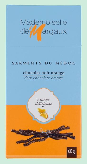 sarments du médoc chocolat orange