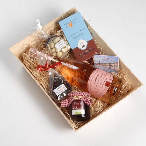 Coffret cadeau crémant de Bordeaux
