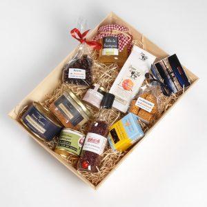 coffret cadeau spécialités bordelaises