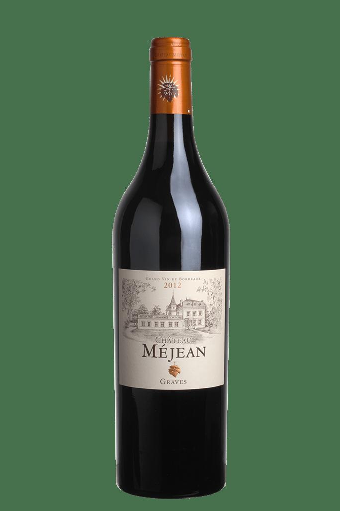 vin bordeaux Chateau Méjean graves