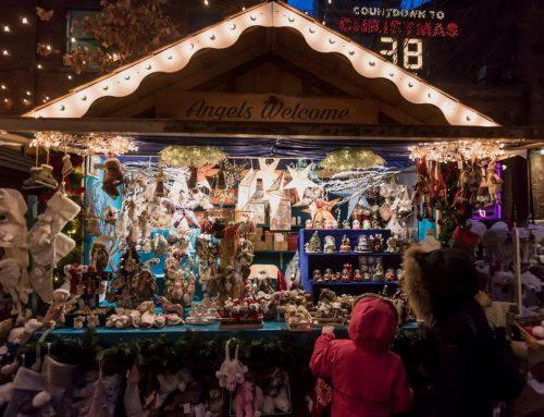 Notre sélection de marchés de Noël 2019 en Gironde