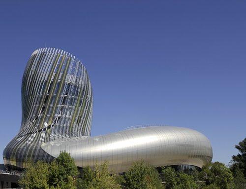 Une autre approche de la Cité du Vin à Bordeaux