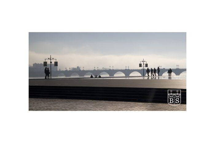 Photographie Bordeaux Pont de Pierre